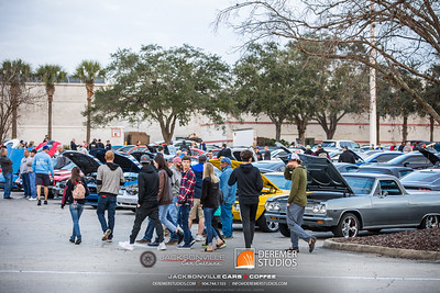 2019 01 Jax Car Culture - Cars and Coffee 020A - Deremer Studios LLC