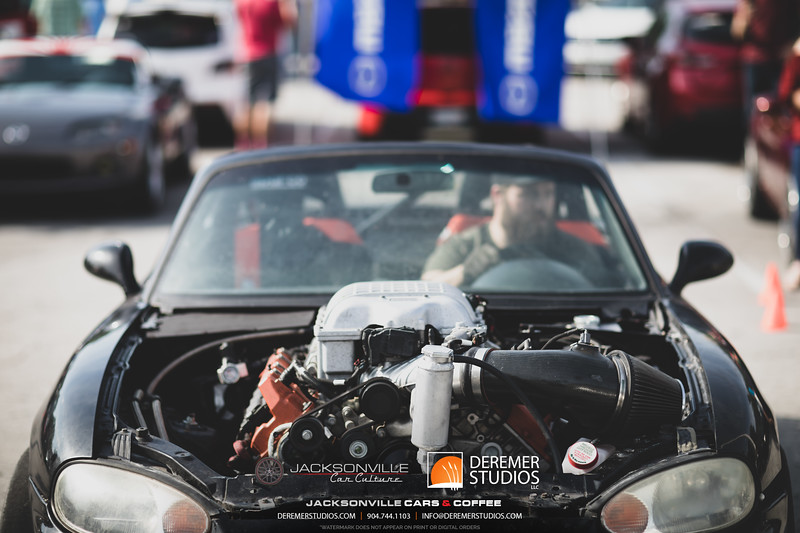 2019 05 Jacksonville Cars and Coffee 041A - Deremer Studios LLC