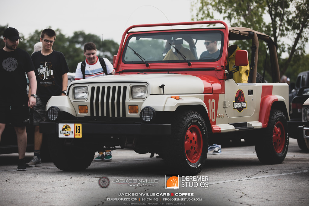 June 2019 Jacksonville Cars and Coffee - Jax Car Culture