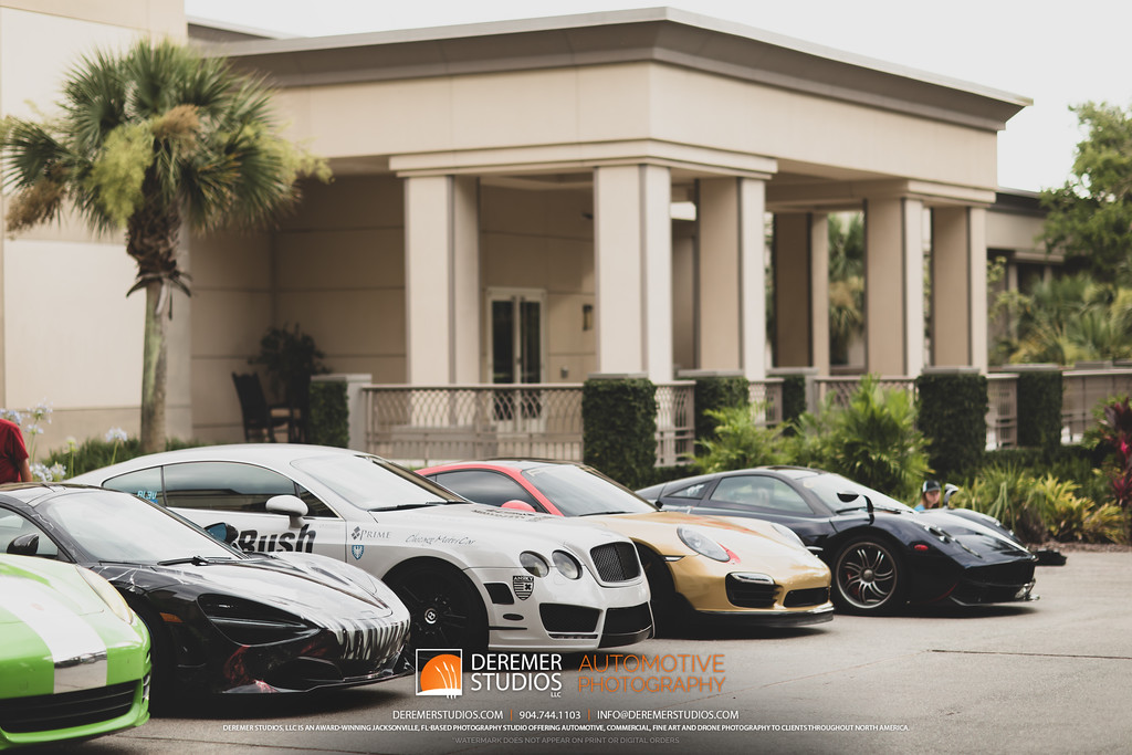2019 Gold Rush Rally - Day 1 - Amelia Island, FL