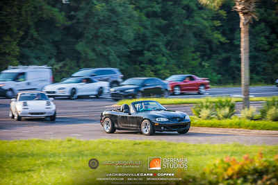 2019 08 Jacksonville Cars and Coffee 019A - Deremer Studios LLC