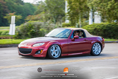 2019 09 Jax Car Culture - Cars and Coffee 014A - Deremer Studios LLC