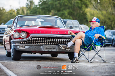 2019 09 Jax Car Culture - Cars and Coffee 008A - Deremer Studios LLC