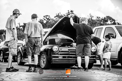 2019 09 Jax Car Culture - Cars and Coffee 004A - Deremer Studios LLC