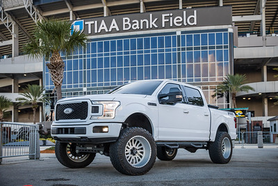 2019 Jax Cars and Coffee at TIAA Field 012 POSED - Deremer Studios LLC