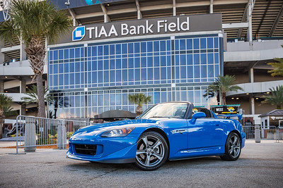 2019 Jax Cars and Coffee at TIAA Field 020 POSED - Deremer Studios LLC