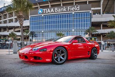 2019 Jax Cars and Coffee at TIAA Field 017 POSED - Deremer Studios LLC