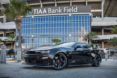 2019 Jax Cars and Coffee at TIAA Field 014 POSED - Deremer Studios LLC