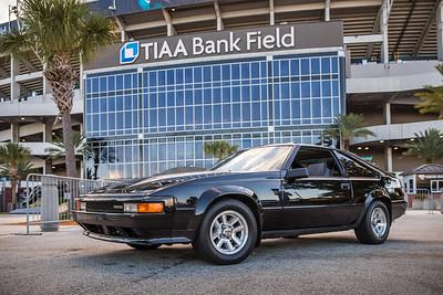 2019 Jax Cars and Coffee at TIAA Field 021 POSED - Deremer Studios LLC