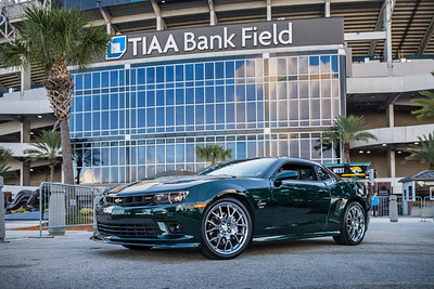 2019 Jax Cars and Coffee at TIAA Field 008 POSED - Deremer Studios LLC