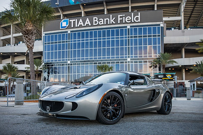 2019 Jax Cars and Coffee at TIAA Field 013 POSED - Deremer Studios LLC