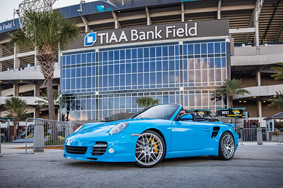 2019 Jax Cars and Coffee at TIAA Field 010 POSED - Deremer Studios LLC