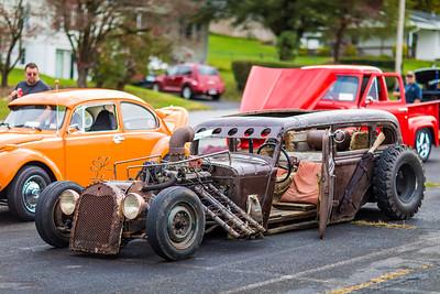 2020 Appalachia Autumn - Spooktacular Car Show 009A