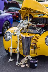 2020 Appalachia Autumn - Spooktacular Car Show 010A