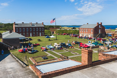 2021 Fort Clinch - Cars and Cannons 005A