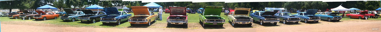 Mopars in the Park 2006