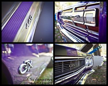 Purple GTX