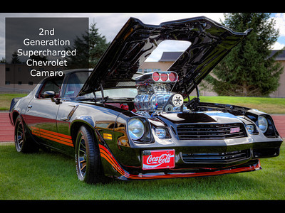"""2nd Generation Supercharged Camaro - Duncan, BC, Canada Visit our blog """"Black Lightning"""" for the story behind the video."""