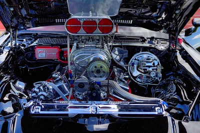 "2nd Generation Supercharged Camaro - Duncan, BC, Canada Visit our blog ""Black Lightning"" for the story behind the photo."