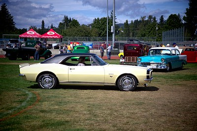 "Classic Chevrolet Camaro – Duncan, BC, Canada Visit our blog ""Classic Camaros"" for the story behind the photo."