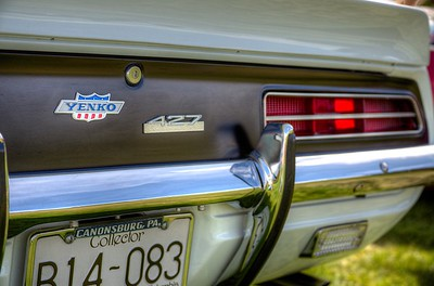 """1969 Camaro RS SS Yenko """"Tribute"""" - Duncan, BC, Canada Visit our blog """"White Hot"""" for the story behind the photo."""