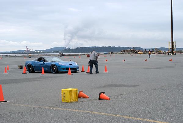 Chevrolet Corvette Supercharged Z06 (C6) - Vancouver Island, BC, Canada
