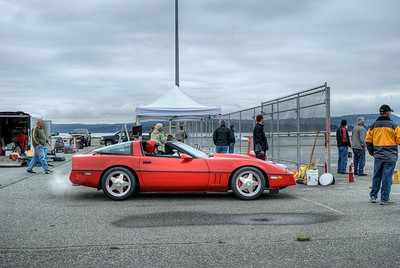 """Chevrolet Corvette (C4) - Vancouver Island, BC, Canada Please visit our blog """"The Deafening Sound Of Fury"""" for the story behind the photos."""