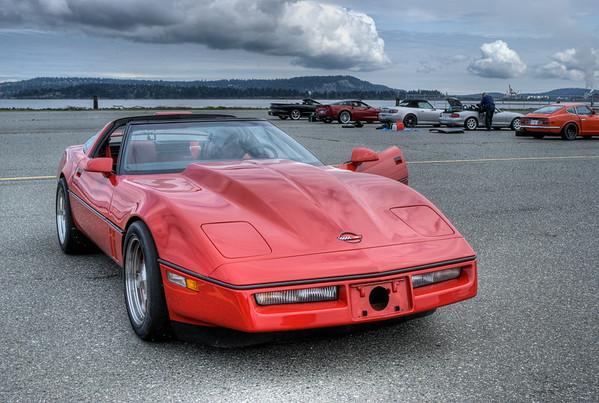 Chevrolet Corvette (C4) - Vancouver Island, BC, Canada