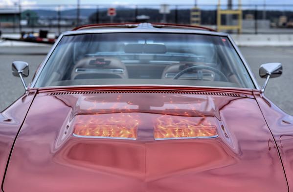 Chevrolet Corvette Stingray (C3) - Vancouver Island, BC, Canada