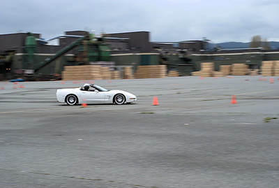 Chevrolet Corvette Roadster (C5) - Vancouver Island, BC, Canada