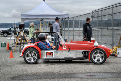 """Open Wheel Sports Car - Vancouver Island, BC, Canada Please visit our blog """"The Deafening Sound Of Fury"""" for the story behind the photos."""