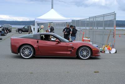 Chevrolet Corvette ZR1 (C6) - Vancouver Island, BC, Canada