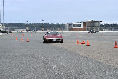 Chevrolet Corvette (C3) - Vancouver Island, BC, Canada