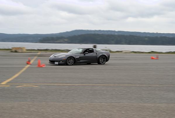 Chevrolet Corvette Grand Sport (C6) - Vancouver Island, BC, Canada