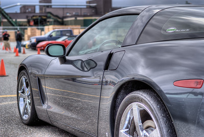 """2009 Chevrolet Corvette (C6) - Vancouver Island, BC, Canada Please visit our blog """"The Deafening Sound Of Fury"""" for the story behind the photos."""