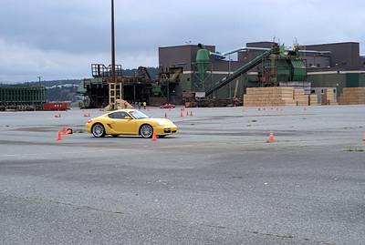 Porsche - Vancouver Island, BC, Canada
