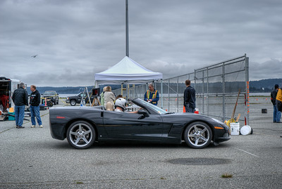 """Chevrolet Corvette Roadster (C6) - Vancouver Island, BC, Canada Please visit our blog """"The Deafening Sound Of Fury"""" for the story behind the photos."""