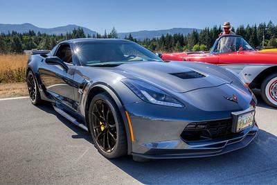 2017 Vancouver Island Motor Gathering - Vancouver Island Motorsport Circuit - Cowichan Valley, Vancouver Island, British Columbia, Canada