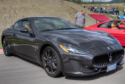 Maserati - Cowichan Valley, Vancouver Island, British Columbia, Canada