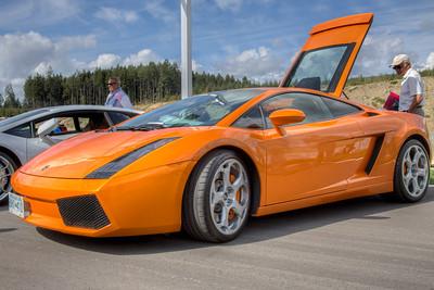 Lamborghini - Cowichan Valley, Vancouver Island, British Columbia, Canada