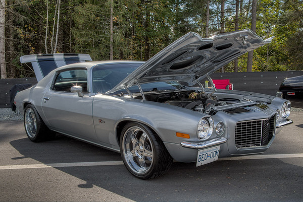 Chevrolet Camaro - Cowichan Valley, Vancouver Island, British Columbia, Canada