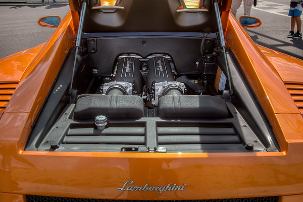 2016 Vancouver Island Motor Gathering - Lamborghini - Cowichan Valley, Vancouver Island, British Columbia, Canada
