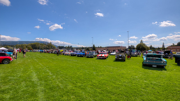 Beverly Corners Show and Shine 2015 - Duncan, Vancouver Island, British Columbia, Canada