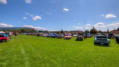 """Beverly Corners Show and Shine 2015 - Duncan, Vancouver Island, British Columbia, Canada  Visit our blog """"Duncan 2015 Car Show"""" for the story behind the photo."""