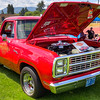 Dodge Lil' Red Truck - Beverly Corners Show and Shine 2015 - Duncan, Vancouver Island, British Columbia