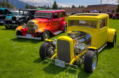 "Beverly Corners Show and Shine 2015 - Duncan, Vancouver Island, British Columbia, Canada  Visit our blog ""Duncan 2015 Car Show"" for the story behind the photo."