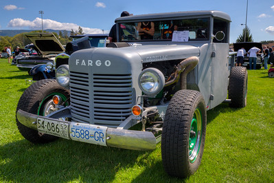 """Rat Rod - Beverly Corners Show and Shine 2015 - Duncan, Vancouver Island, British Columbia, Canada  Visit our blog """"Rat Rods On Parade"""" for the story behind the photo."""