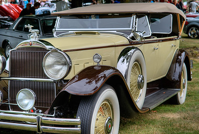 "1930 Packard Tonneau Windshield Phaeton - Model 740 - Queen Alexandra Hospital, Victoria, BC, Canada Visit our blog ""1930 Packard Tonneau Windshield Phaeton - Model 740"" for the story behind the photo."