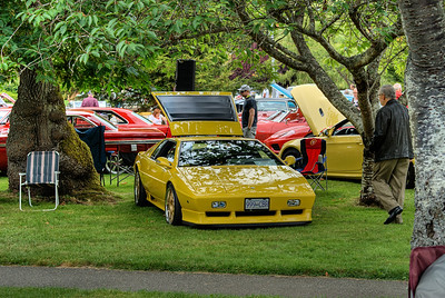 """Lotus Esprit - Queen Alexandra Hospital, Victoria, BC, Canada Visit our blog """"Exotic Cars"""" for the story behind the photo."""