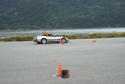 Slalom/Autocross - Vette to Victoria - Victoria, BC, Canada